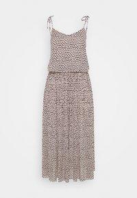 CHESNEY PLEATED MIDI - Maxi šaty - brown pattern