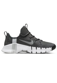 Nike Performance - FREE METCON 3 - Sports shoes - iron grey/particle grey-pure platinum - 4