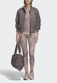 adidas by Stella McCartney - PRIMEBLUE TRAINING LEGGINGS - Legging - pink - 1