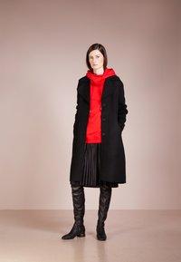 Bruuns Bazaar - PENNY CECILIE SKIRT - A-lijn rok - black - 1