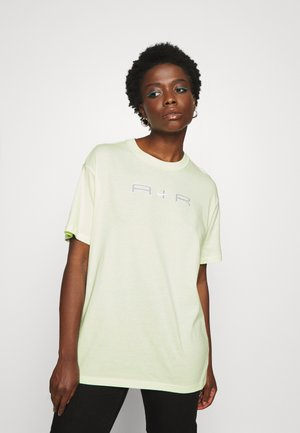 Camiseta estampada - lime ice