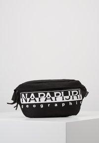 Napapijri - HAPPY WB RE - Bum bag - black - 0