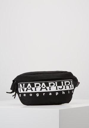 HAPPY WB RE - Bum bag - black