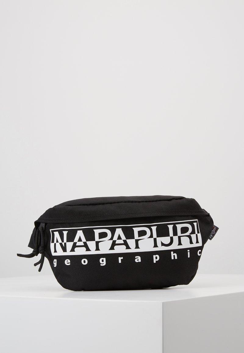 Napapijri - HAPPY WB RE - Bum bag - black