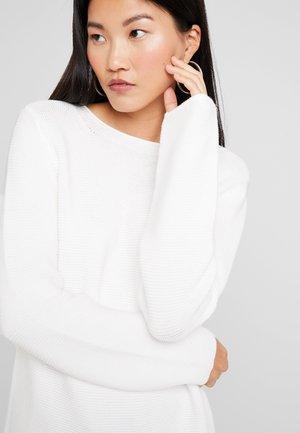 longsleeve - Jumper - soft white
