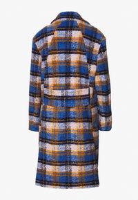Steffen Schraut - Classic coat - sunday check - 1