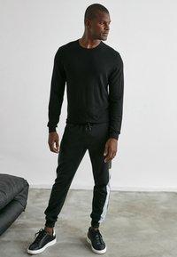 Trendyol - Pantalons outdoor - black - 2