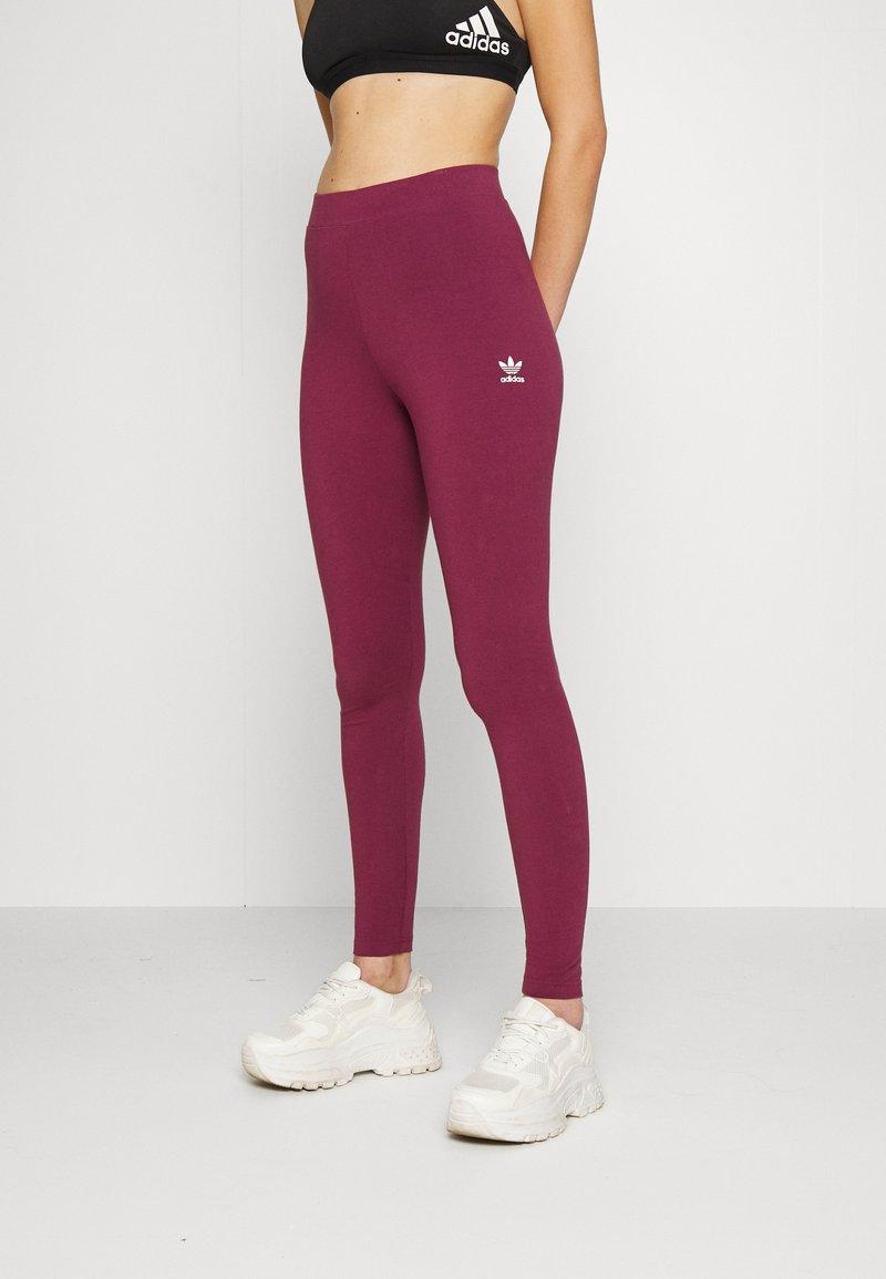 adidas Originals - Leggings - Trousers - victory crimson