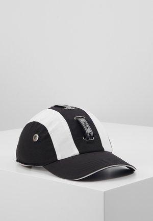 TECH  - Kšiltovka - black/bright white