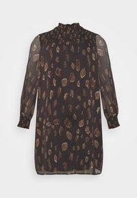 Vero Moda Curve - VMFANT O-NECK DRESS - Day dress - phantom - 5