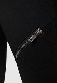 Noisy May Petite - JACKS PETITE - Leggings - Trousers - black - 5