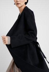 Filippa K - ALEXA COAT - Classic coat - black - 4