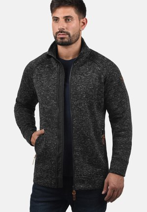 LUKIN - Cardigan - dark gray