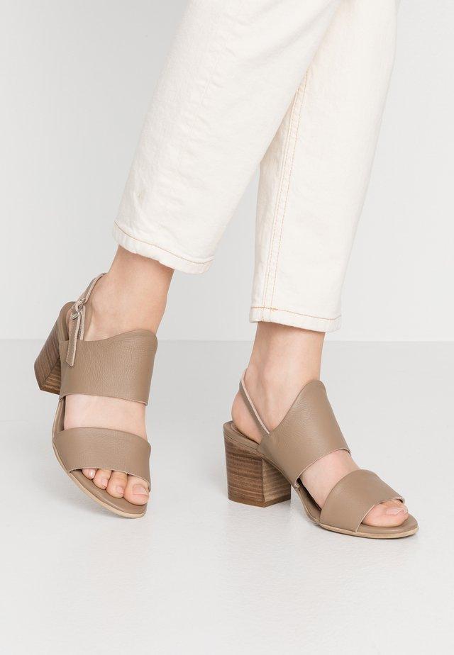 ARLENE - Sandals - taupe