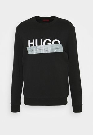 DICAGO - Long sleeved top - black