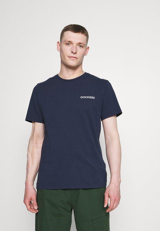 LOGO TEE - T-shirt print - pembroke