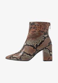 GLIMMER WILD - Classic ankle boots - multicolor