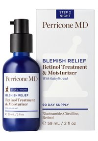 Perricone MD - BLEMISH RELIEF RETINOL TREATMENT & MOISTURIZER - Face cream - - - 1
