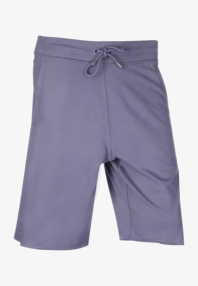 Pantalón corto de deporte - carbon/black
