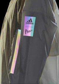 adidas Performance - GIACCA MYSHELTER PARLEY - Windbreaker - white - 9