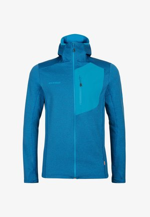 ACONCAGUA - Soft shell jacket - gentian