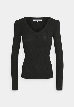 MIMAI - Pullover - noir