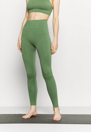 BLANKA - Leggings - green