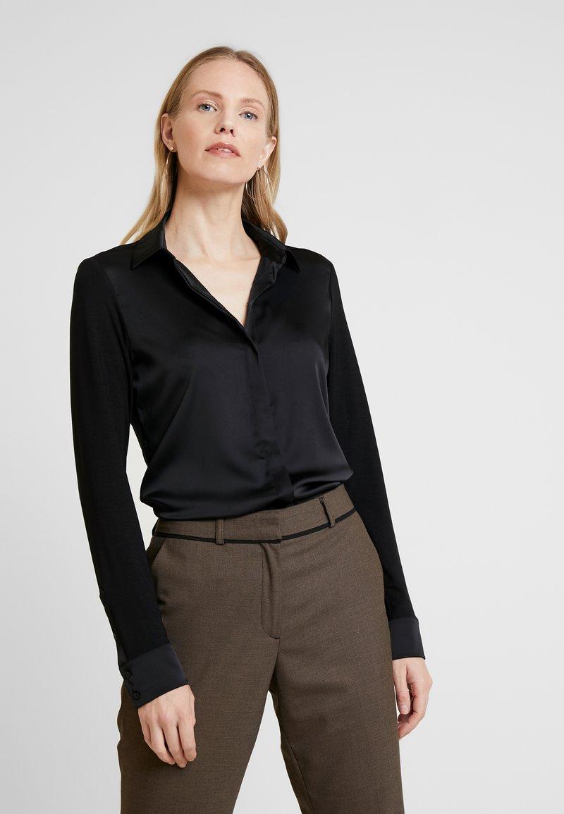 Expresso - XIPPE - Skjortebluser - schwarz
