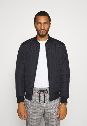 AMBROSE - Bomber Jacket - black