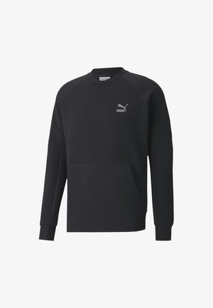 CLASSICS TECH - Sweater - black