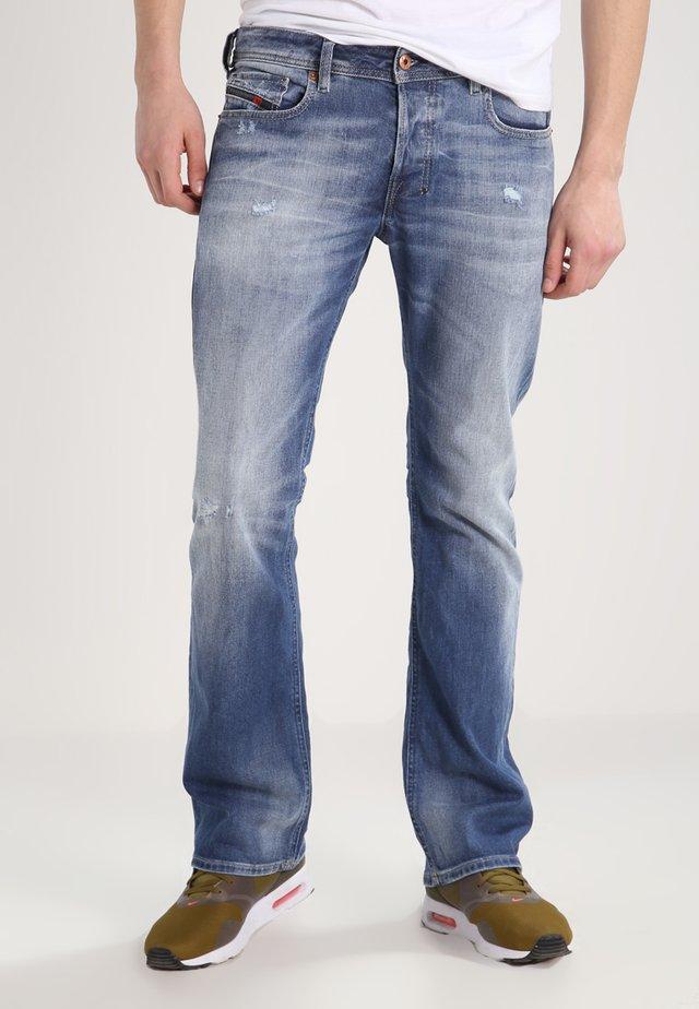 ZATINY  - Jeans Bootcut - 084dd