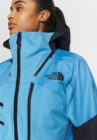 The North Face - BRIGANDINE FUTURELIGHT JACKET - Hardshell jacket - ether light blue/tnf black - 4