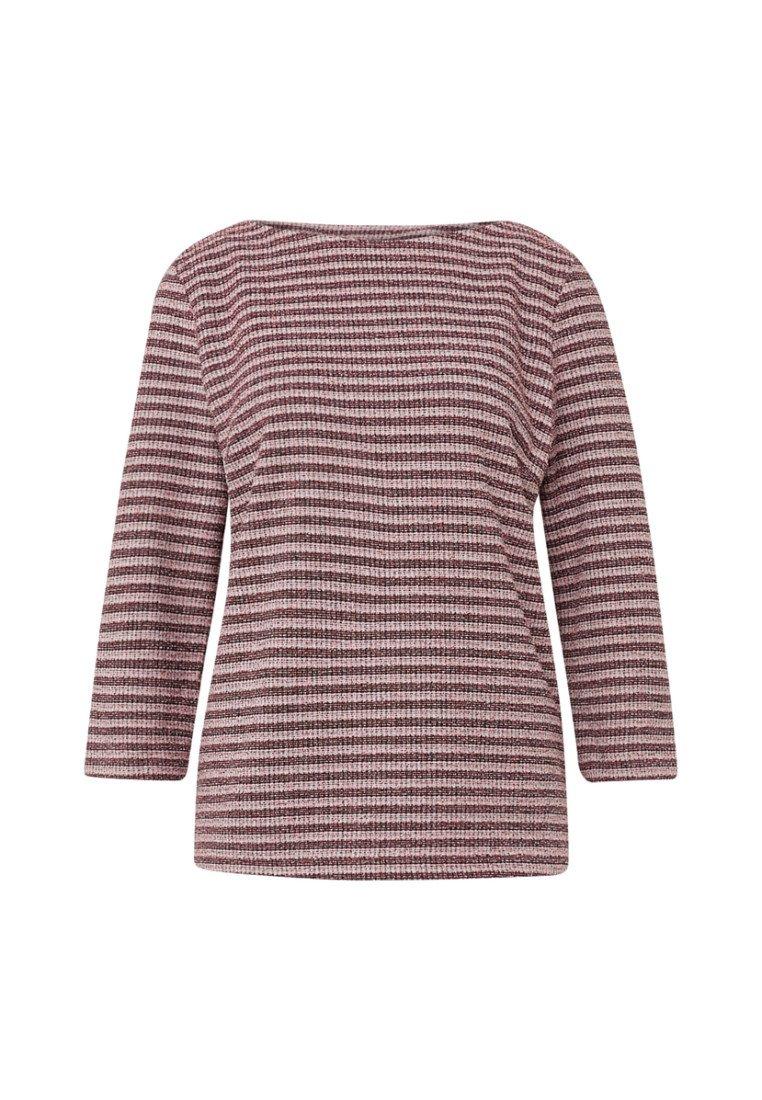 Damen IN BOUCLE-OPTIK - Sweatshirt