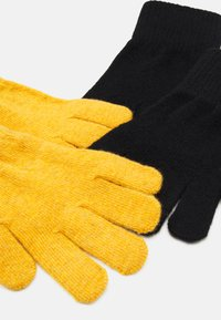 CeLaVi - MAGIC GLOVES 2 PACK - Guanti - mineral yellow - 2