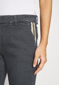 Mos Mosh - BLAKE GALLERY PANT - Slim fit jeans - grey - 5