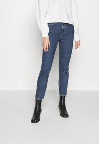 American Vintage - WIPY - Slim fit jeans - bleu stone - 0