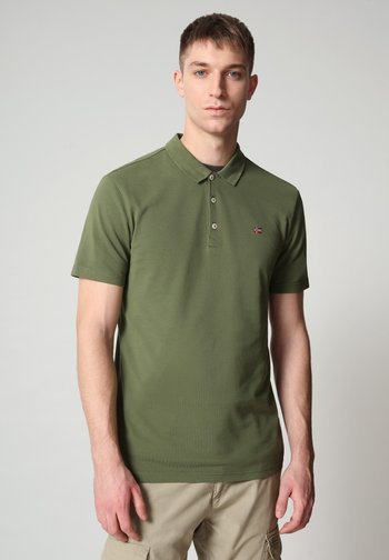 EALIS - Polo shirt - green cypress