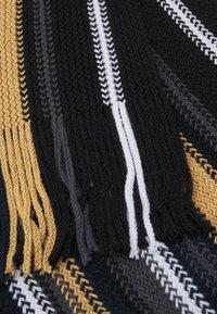 Burton Menswear London - RASCHEL - Scarf - black - 2
