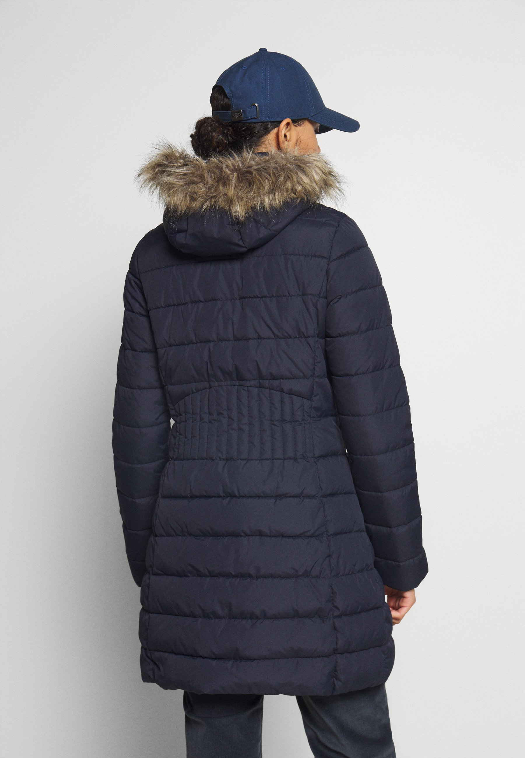 Icepeak ADDISON - Down coat - dark blue YbosJ