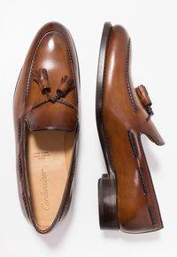 Cordwainer - Elegantní nazouvací boty - turin castagna/turin espresso - 1