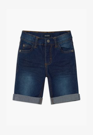 SMALL BOYS - Jeansshort - blue denim