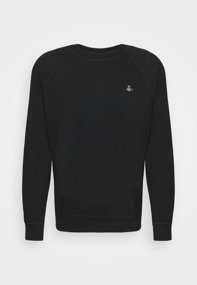 RAGLAN UNISEX - Sweatshirt - black