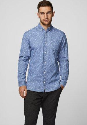 Hemd - light blue denim