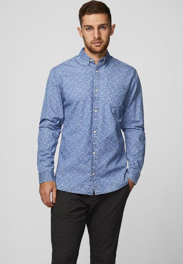 Camisa - light blue denim