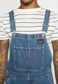 Levi's® - RT OVERALL UNISEX - Dungarees - overall stonewash - 5