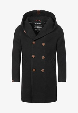 Irukoo - Short coat - black