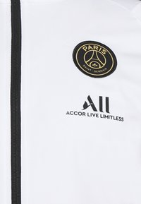 Nike Performance - PARIS ST GERMAIN - Club wear - white/black/truly gold - 2