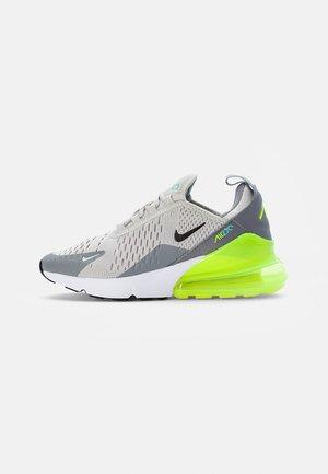NIKE AIR MAX 270 - Sneakers basse - light bone/black-volt-particle grey