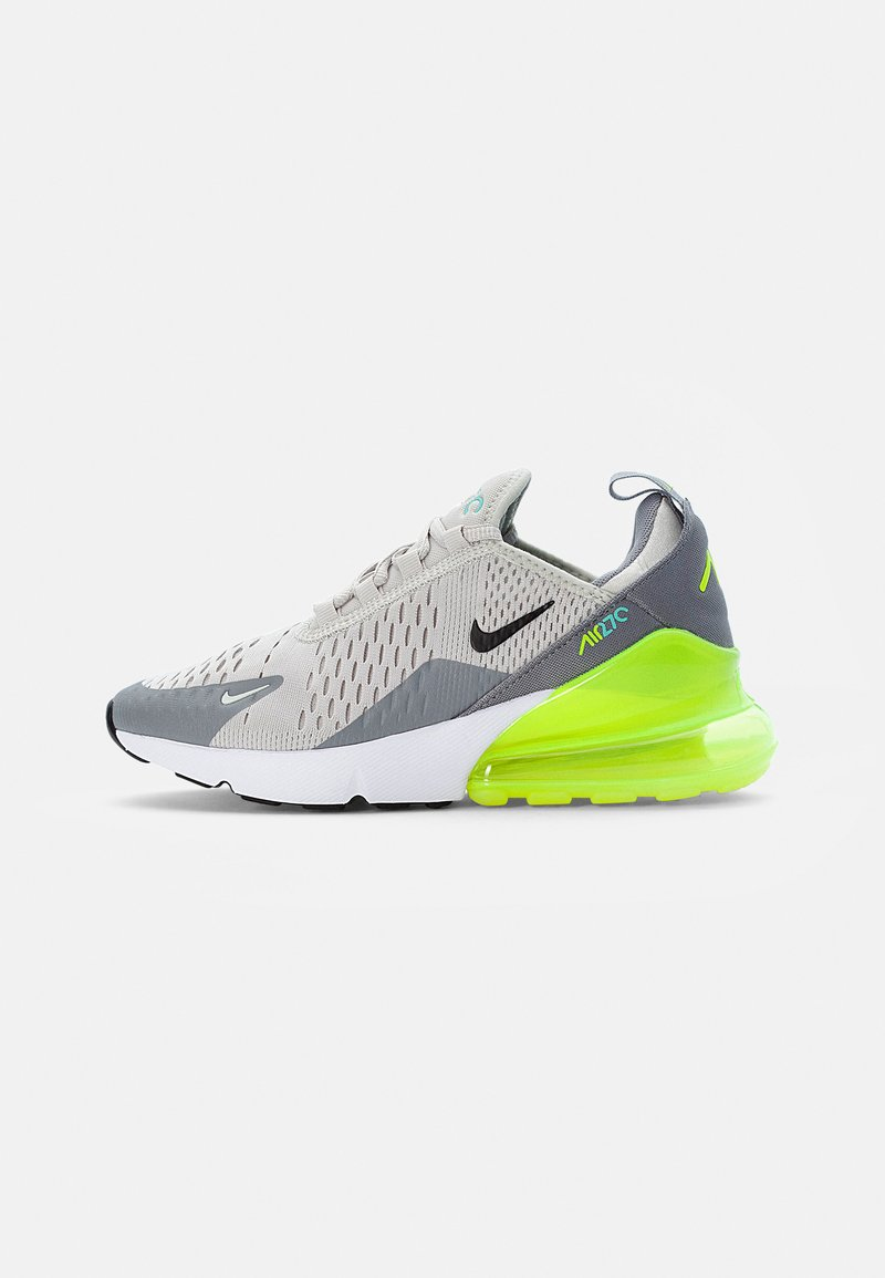Nike Sportswear - NIKE AIR MAX 270 - Sneakers laag - light bone/black-volt-particle grey