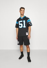 Mitchell & Ness - CAROLINA PANTHERS LEGACY - Article de supporter - black - 1
